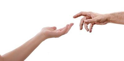 Ruce jsou naše vizitka