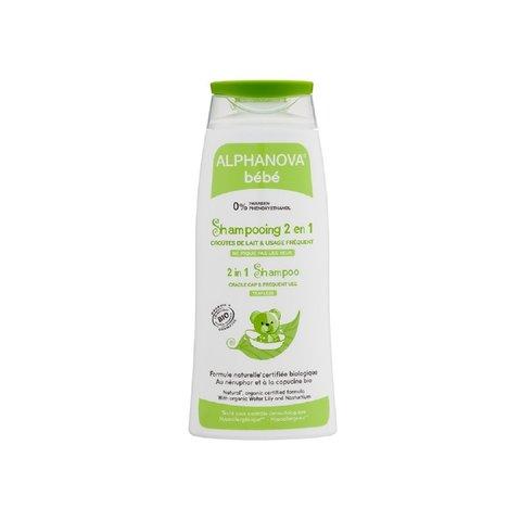 Alphanova Ultra jemný šampon 200 ml