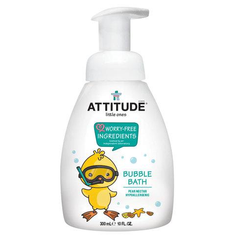 Attitude Dětská pěna do koupele s vůní hruškové šťávy 300 ml