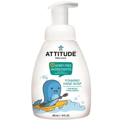 Attitude Dětské mýdlo na ruce s vůní hruškové šťávy 295 ml