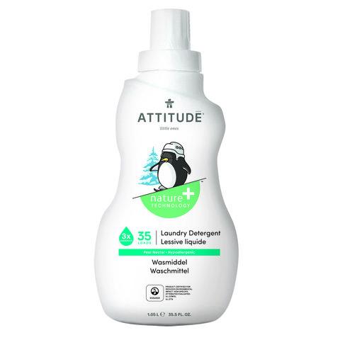 Attitude Prací gel pro děti s vůní hruškové šťávy 1,05 l