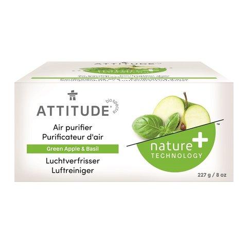 Attitude Přírodní čistící osvěžovač vzduchu zelené jablko 227 g