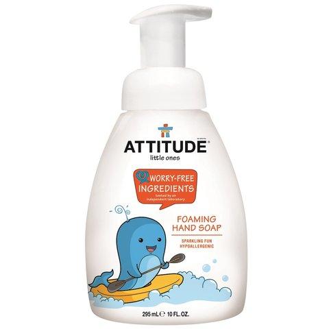 Attitude Sparkling Fun Dětské mýdlo na ruce 295 ml