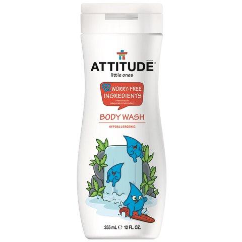 Attitude Sparkling Fun Dětské tělové mýdlo 355 ml