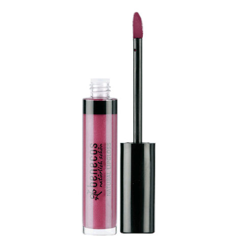 Benecos BIO Lesk na rty Pink blossom 5 ml