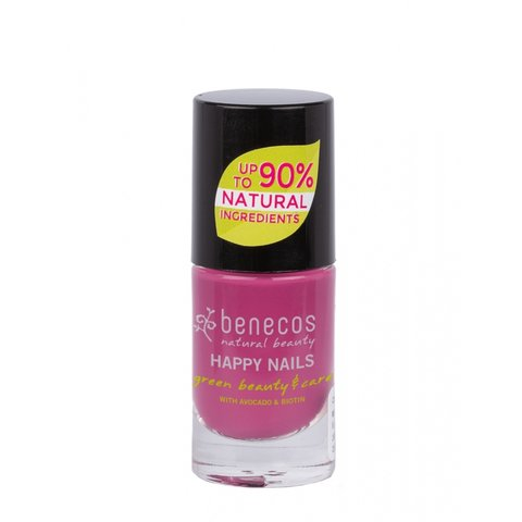 Benecos Lak na nehty My secret 8 free 5 ml