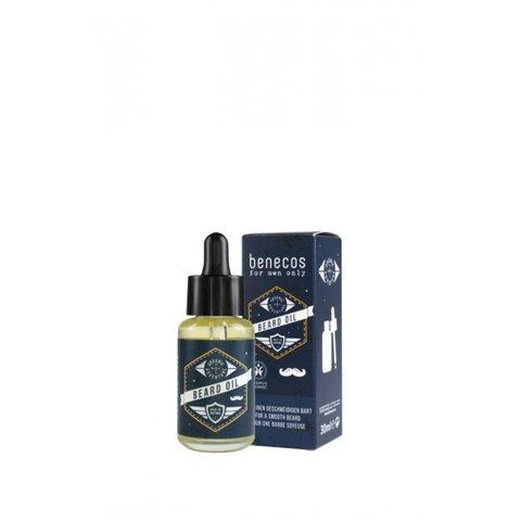 Benecos olej na vousy 30 ml
