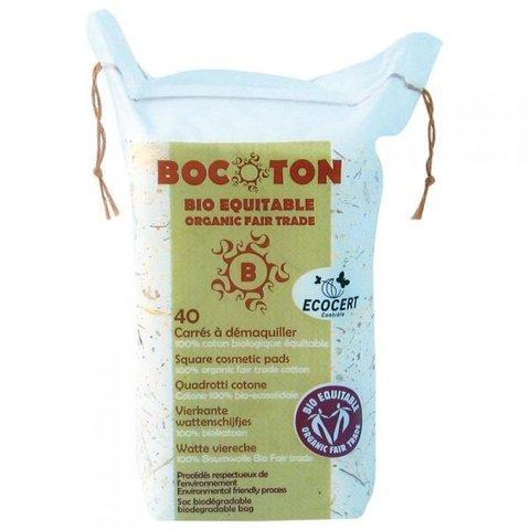 Bocoton Odličovací tampony ovál maxi 40 ks