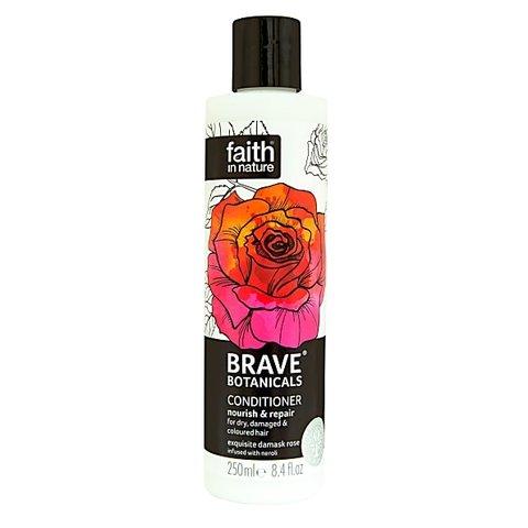 BRAVE revitalizační kondicionér Růže/Neroli 250 ml