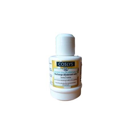 Coslys Roll-on dámský deodorant citrusová zahrada náplň 50 ml