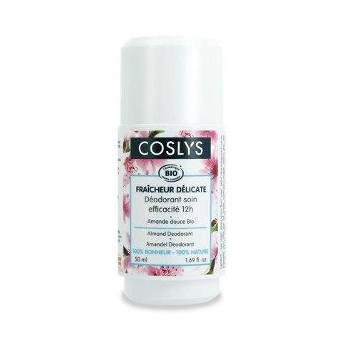 Coslys Roll-on dámský deodorant mandle 50 ml