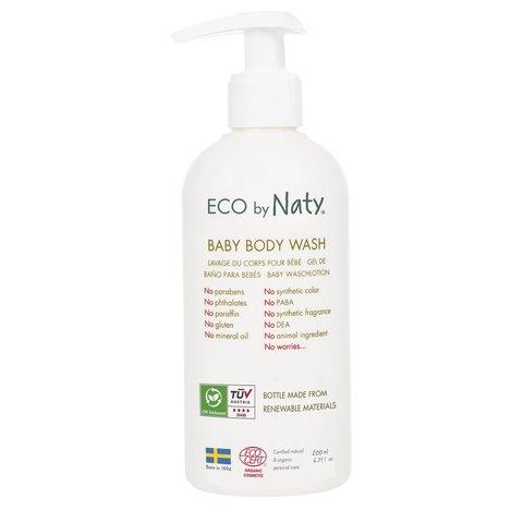 Dětské ECO tělové mýdlo Naty 200 ml