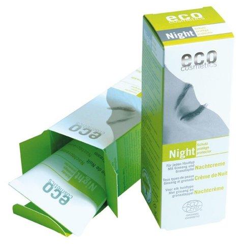 Eco cosmetics BIO Noční krém 50 ml