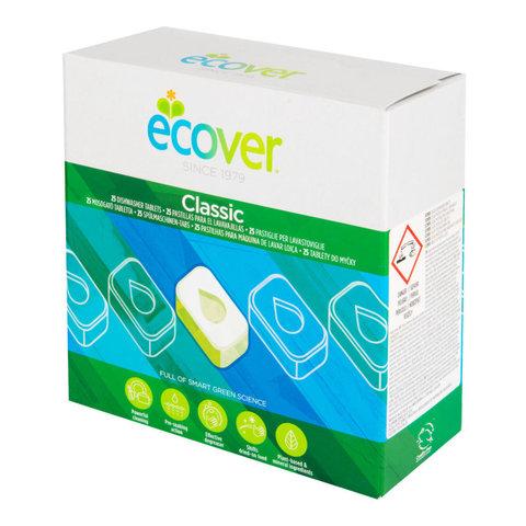 ECOVER tablety do myčky Classic 25 ks