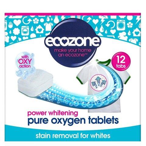 Ecozone bělící tablety Oxy 12 ks