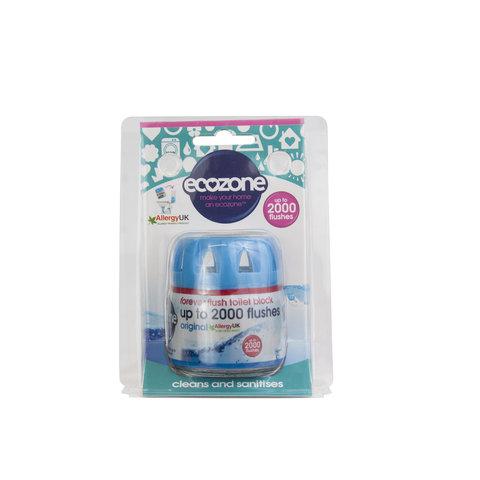 Ecozone osvěžovač a čistič WC 2000 spláchnutí