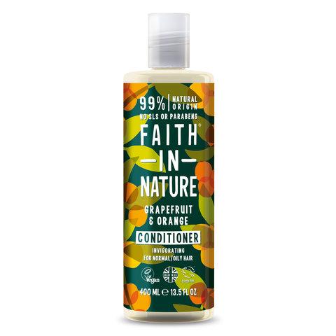 Faith in Nature kondicioner Grep/Pomeranč 400 ml