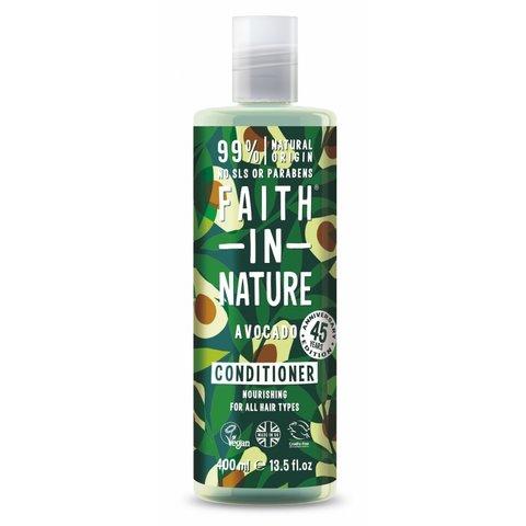 Faith in Nature kondicionér s avokádovým olejem 400 ml