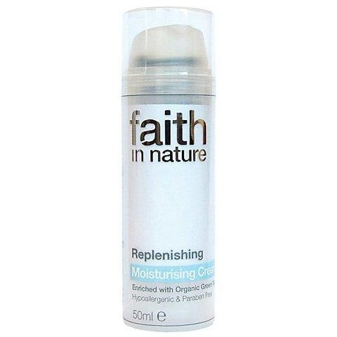 Faith in Nature krém proti vráskám hypoalergenní 50 ml