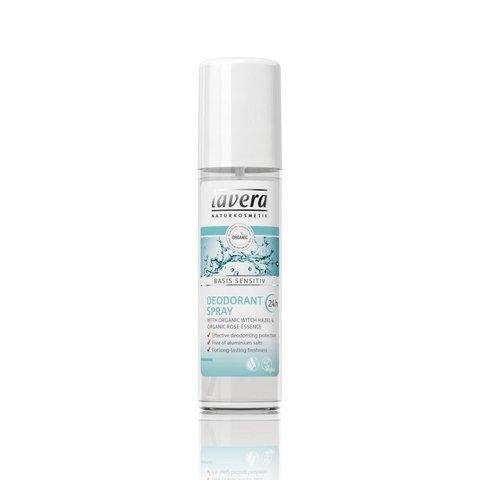 lavera Basis Deodorant sprej 75 ml