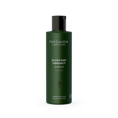 Mádara Šampon pro normální vlasy 250 ml