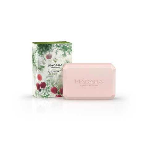 Mádara Tělové mýdlo brusinka a jalovec 150 g