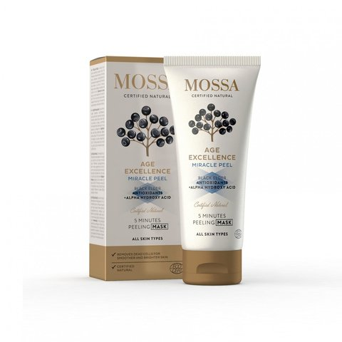 Mossa Age Excellence Peelingová maska 50 ml