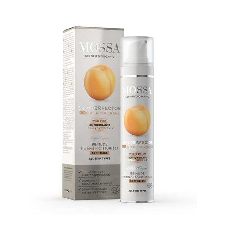 Mossa Nude Tónovací hydratační BB krém pro všechny typy pleti 50 ml