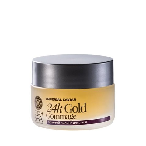 Natura Siberica Fresh Spa Imperial Caviar Zlatý peeling 50 ml