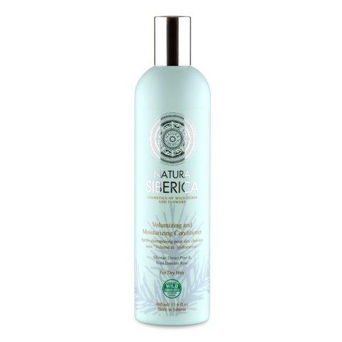 Natura Siberica Kondicionér pro suché vlasy Objem a hydratace 400 ml