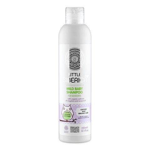 Natura Siberica - Little Siberica Dětský jemný šampon 250 ml