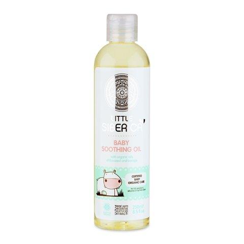Natura Siberica - Little Siberica Dětský zklidňující olej 250 ml