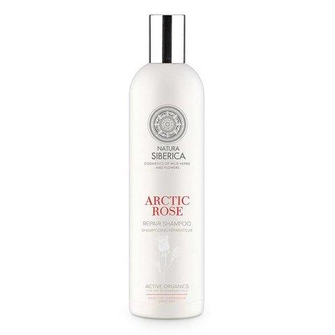 Natura Siberica Regenerační šampon Arktická růže 400 ml