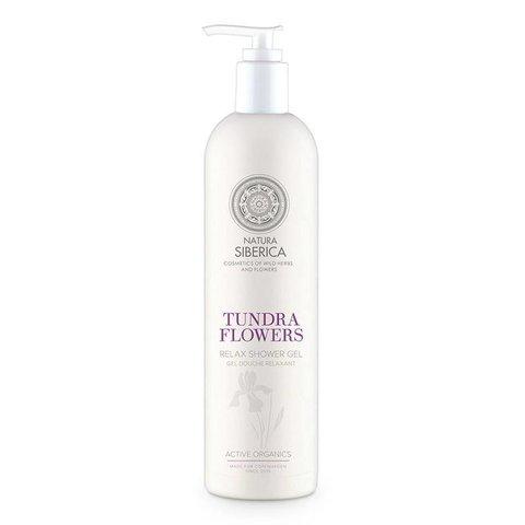 Natura Siberica Relaxační sprchový gel Květy tundry 400 ml