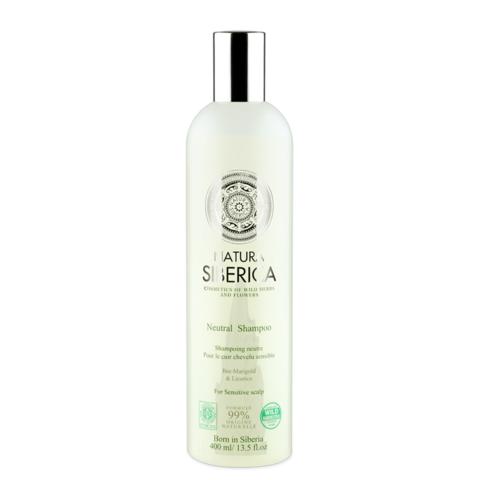 Natura Siberica Šampon pro citlivou pokožku hlavy 400 ml