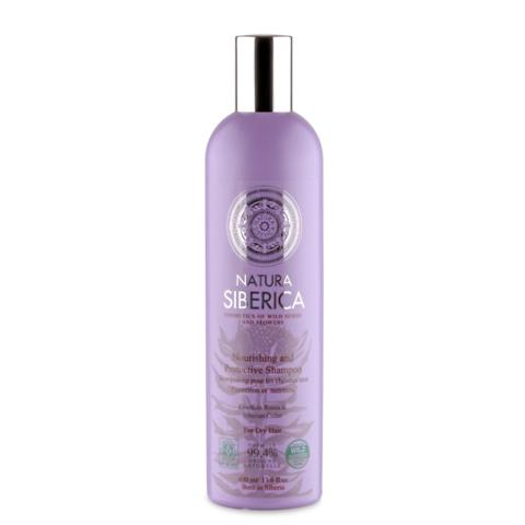Natura Siberica Šampon pro suché vlasy Ochrana a výživa 400 ml