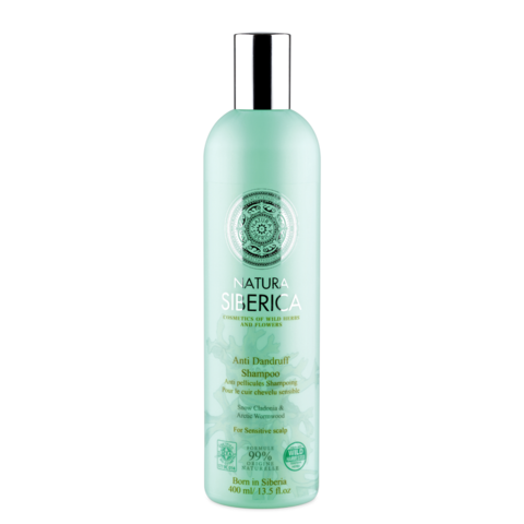 Natura Siberica Šampon proti lupům pro citlivou pokožku hlavy 400 ml