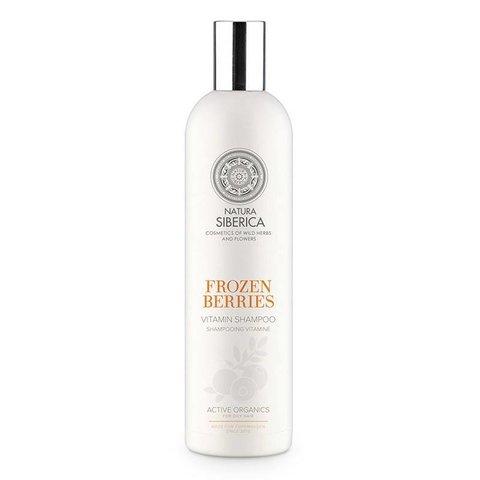 Natura Siberica Vitaminový šampon Zmrzlé bobule 400 ml