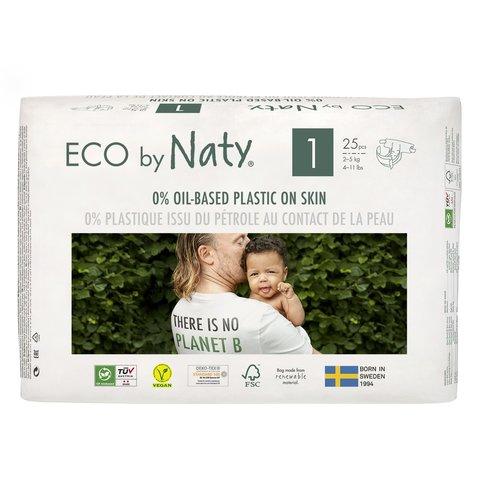 Naty Plenky 1 Newborn 2-5 kg 25 ks