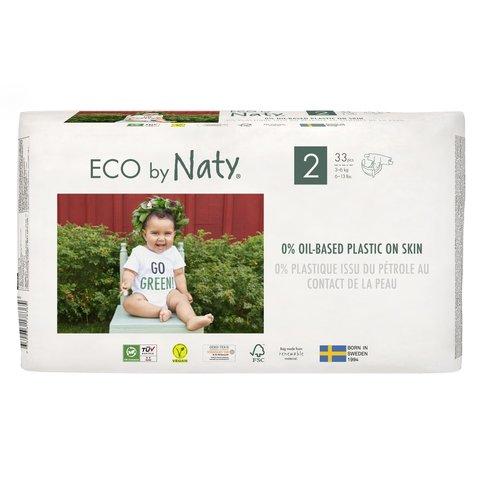 Naty Plenky 2 Mini 3-6 kg 33 ks