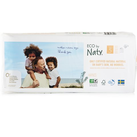 Plenky Naty Junior 11-25 kg ECONOMY PACK