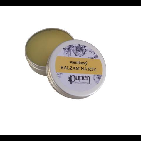 Pupen Vanilkový balzám na rty 10 ml