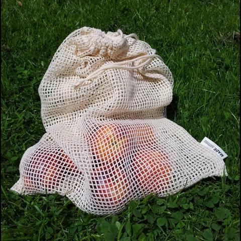 Re-sack Net - Síťovinový sáček na ovoce a zeleninu 2 ks