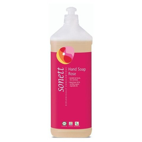 SONETT Tekuté mýdlo na ruce Růže 1 l