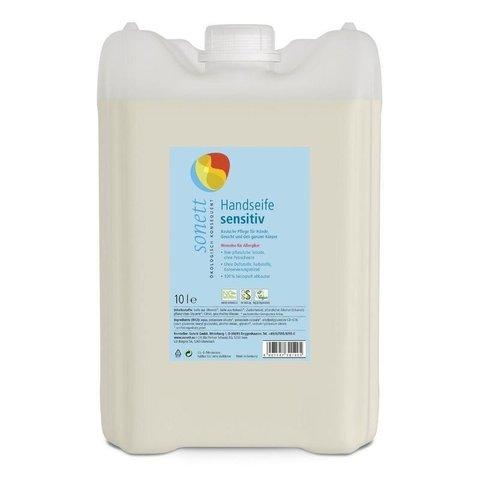 SONETT Tekuté mýdlo na ruce Sensitive 10 l