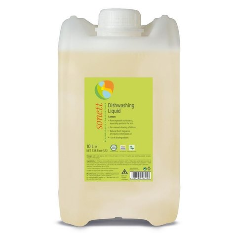 SONETT Tekutý prostředek na nádobí - citrón 10 l