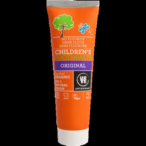 Urtekram BIO Original Zubní pasta dětská 75 ml