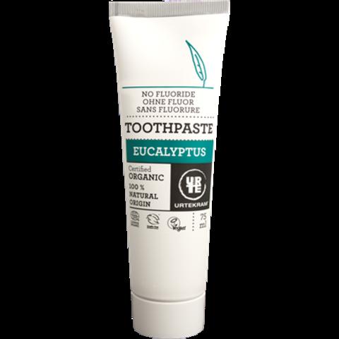 Urtekram BIO Zubní pasta eukalyptus 75 ml