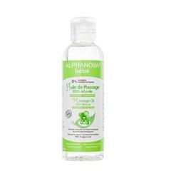 Alphanova Hydratační masážní olej 100 ml
