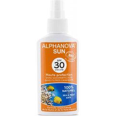 Alphanova Opalovací krém ve spreji SPF 30 125 g
